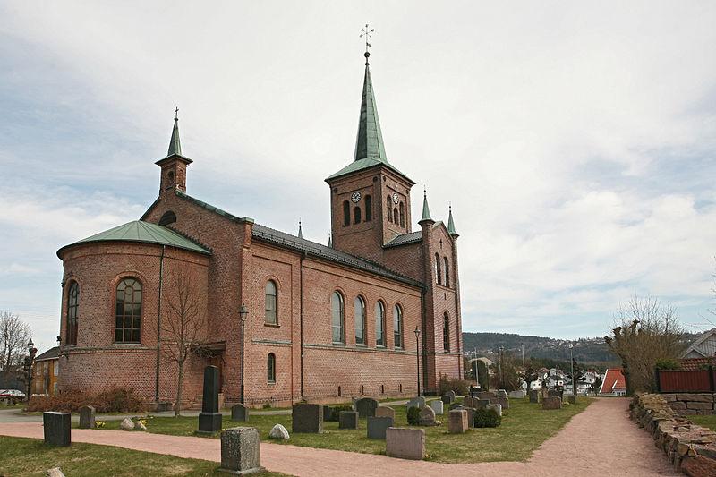 Svelvik Church Graveyard, Svelvik, Norway