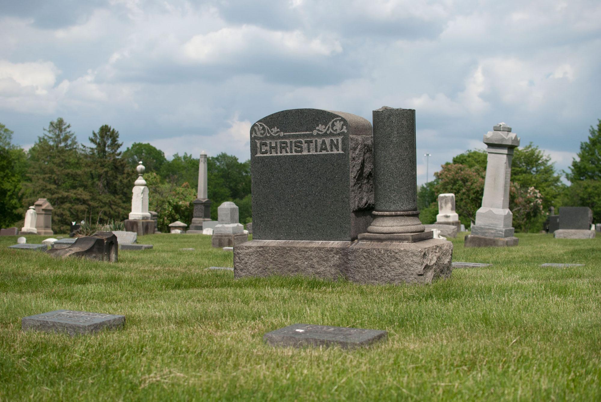 Woodvale Cemetery, Berea, Cuyahoga, Ohio