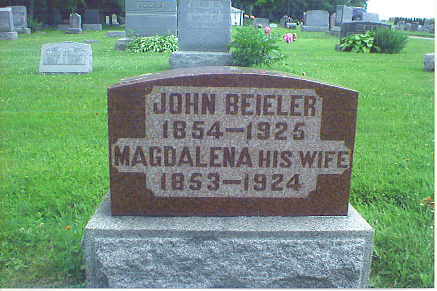Smithville Cemetery, Smithville, Wayne Co., Ohio