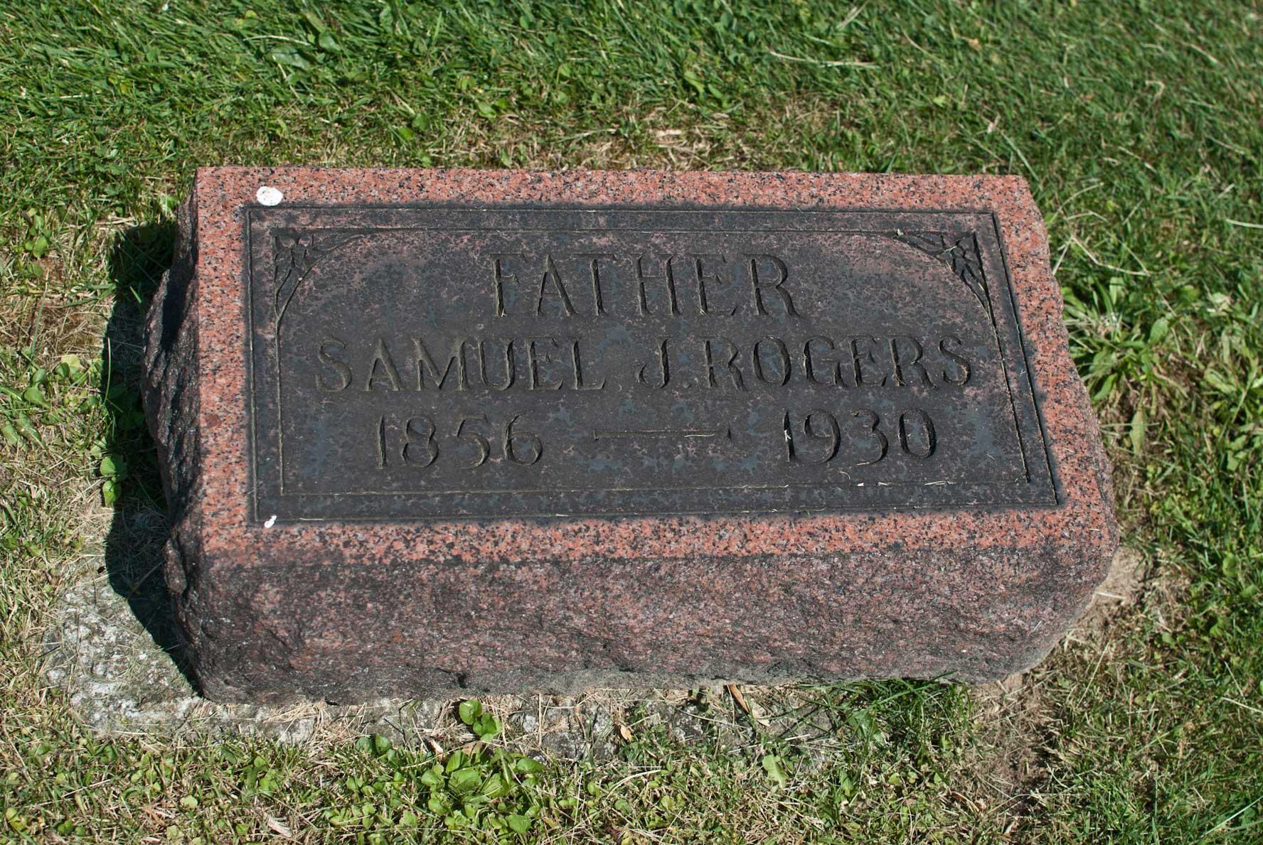 Columbia Center Cemetery, Columbia Station, Lorain, Ohio
