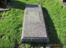 Avaldsnes Cemetery, Karmøy, Norway - Sq. D, Row 3, Grave 15 (photo courtesy of Norm & Lynette Haugen)