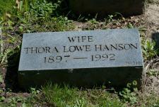 West Park Cemetery, Cleveland, Ohio - Section 21, Lot 219, Grave 3